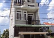Cho thuê nhà 1 trệt, 2 lầu, mặt tiền đường Trương Công Định, Phường 3