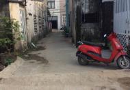 Chính chủ tôi cần bán gấp lô đất kiệt ô tô 09 Tôn Đản, sát đường Tôn Đức Thắng
