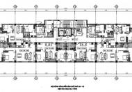 Căn hộ Yên Hoà 80m2 - 103.6m2, 24 - 27 triệu/m2, 3 PN tại Trung Hòa, Cầu Giấy, Hà Nội