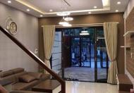 Cho thuê nhà 4 tầng x 56m2 Đội Cấn, Ba Đình, Hà Nội
