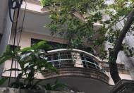 Bán nhà ngõ Nguyễn Khang giá 8,7 tỷ, 76mx3 tầng, Hướng: Bắc