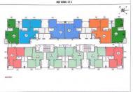 Chính chủ bán căn hộ(đã có sổ đỏ) tòa CT3, CC TĐC Hoàng Cầu, DT 65m2, LH: 0977222201