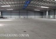 Cho thuê nhà xưởng tại An Lão, Hải Phòng, DT 1005m2