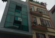 Bán nhà phân lô khu đô thị Định Công 46m2, 4 tầng, giá 3.98 tỷ.