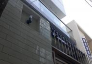 Bán gấp nhà hẻm Hoàng Hoa Thám, Q. Phú Nhuận, cách MT 1 căn. DT 5x10m, 2 lầu + ST, 5.8 tỷ TL