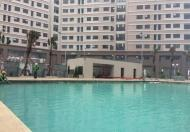 Bán gấp căn hộ 2PN chung cư Dương Nội, view bể bơi giá 860tr đầy đủ nội thất