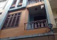 Cho thuê nhà 4 tầng, 52m2 ngõ 120 Trường Chinh, 4 phòng ngủ
