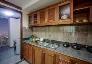 Cần cho thuê căn hộ Sông Đà, 14B Kỳ Đồng, Q. 3, lầu cao, view thoáng mát, DT 105m2, 3PN