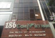 Bán nhà mặt phố Thái Hà, DT 45m2, 5 tháng. Giá 15 tỷ