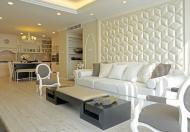 Cho thuê chung cư Mipec Towers, 230m2, đủ nội thất đẹp, (có ảnh sang trọng lịch lãm)