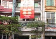Cho thuê nhà mặt phố Giải Phòng - Hoàng Mai. DT 80m2 x 3 tầng, mặt tiền 6m