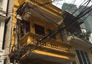 Bán nhà mặt ngõ Linh Quang, KD nhỏ được, giá 2,5 tỷ - 41m2, 3 tầng, hướng Đông Nam