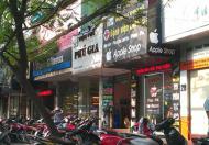 Cho thuê gấp nhà DT 104m2 phố Hàng Chuối- Hoàn Kiếm