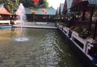 Cho thuê nhà hàng sân vườn Ngọc Sơn diện tích 1,500m2 tại Thủ Đức
