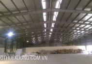 Chính chủ cho thuê kho xưởng đẹp giá rẻ tại Phúc Yên, Vĩnh Phúc