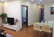 Cho thuê căn hộ chung cư 28 tầng Làng Quốc Tế Thăng Long, 98m2, 2 phòng ngủ, đủ đồ, giá 10 tr/th