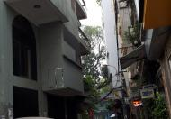 Bán nhà mặt phố Vân Hồ 3, DT 25m2, 4,5 tầng, giá 4,2 tỷ