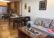 Cho thuê chung cư N04 Trần Duy Hưng tòa B căn góc tầng 20, 135m2, 3PN, đủ đồ đẹp LHTT: 0936388680