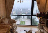 Cho thuê căn hộ Hòa Bình Green 376 đường Bưởi, Ba Đình, HN, 140m2, 3 phòng ngủ, đủ tiện nghi