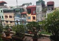 Bán nhà mặt phố Lê Thanh Nghị, Hai Bà Trưng, 56m2, 5 tầng, MT 4.8m, giá 15.9 tỷ