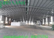 Cho thuê kho xưởng 4300m2, 5600m2 tại Khu Công Nghiệp Đình Vũ, Hải An, Hải Phòng