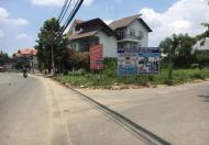 Bán lô biệt thự ( 371m ) góc 2 mặt tiền KDC Sông Đà, P. Hiệp Bình Chánh, Q. Thủ Đức.