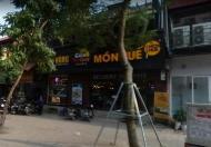 Hiếm! Bán nhà mặt phố Huỳnh Thúc Kháng, Đống Đa, 82mx5T, giá 40 tỷ