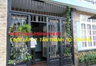 Bán nhà MT 110 Lê Lâm, 4x20m, giá 6.2 tỷ