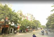 Bán nhà mặt đường phố Chùa Láng, quận Đống Đa, Kinh doanh sầm uất, 33.8m2.