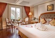 Bán khách sạn mặt phố Hàng Hành Hoàn Kiếm, 190m2 11 tầng mặt tiền 4m 165 tỷ