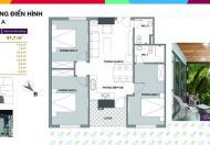 Bán căn hộ chung cư Startup Tower, 91 Đại Mỗ giá chỉ từ 16.5tr/m2