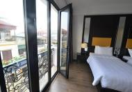 Bán khách sạn mặt phố Mã Mây Hoàn Kiếm 88m2 7 tầng mặt tiền 4,5m 90 tỷ