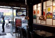 Mặt phố kinh doanh đỉnh Phố Huế 62m2, 5 tầng, mt5m, 24.5 tỷ, tìm khách kinh doanh nhà hàng