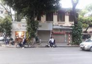 Cho thuê nhà mặt phố Tôn Đức Thắng, 60m2, 3 tầng, mt 4m
