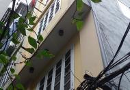 Bán nhà phân lô Láng Thượng, Đống Đa, DT 39m2, 4 tầng, MT 3,8m, 4,65 tỷ, ô tô đỗ cửa