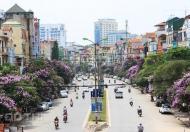 Sốc mặt phố Đào Tấn, Ba Đình,  86m2x5 tầng, mặt tiền 4.5m, vỉa hè rộng, 30 tỷ