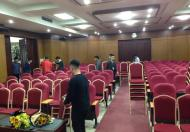 Cho thuê phòng họp, hội trường chuyên nghiệp, giá cực rẻ 50-300 ghế. LH: 0914 477 234