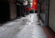 Bán nhà mặt ngõ phố Thái Hà, Đống Đa, Hà Nội, DT 48m2, giá 7.3 tỷ