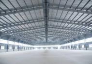 Cho thuê kho xưởng đẹp 1500m2 trên địa bàn Đông Anh, Hà Nội