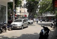 Kinh doanh mặt phố tấp nập mặt phố Bà Triệu, Hoàn Kiếm, ô tô đỗ cửa 12.5 tỷ