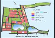 Chính chủ cần bán đất dãy A-10 khu đô thị Trảng Kèo - Hội An giá 20,5tr
