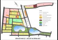 Cần bán gấp lô đất A-11 khu đô thị Trảng Kèo - Hội An giá 23,5tr