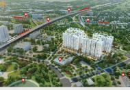 Cần bán căn hộ 69m2, tầng trung, giá 1,1 tỷ đã bao gồm nội thất cơ bản, khu vực Nguyễn Văn Cừ