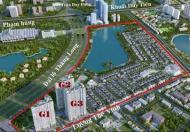 Bán gian hàng kinh doanh G30102 tòa G3 - Vinhomes Green Bay Mễ Trì, dt 59m2, giá 4.96 tỷ
