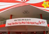 Cho thuê phòng tập zumba, yoga tại đường Lãnh Binh Thăng, diện tích 90m2, giá 300 trăm nghìn/tháng