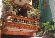 Cho thuê nhà mặt ngõ rộng phố Khâm Thiên, Dt 86m2, 4 tầng, 8m (23triệu/tháng)