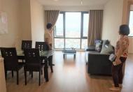 Cho thuê căn hộ chung cư tòa Kinh Đô 93 Lò Đúc, DT 98m2, 2PN, đủ đồ đẹp, giá 11,5tr/tháng