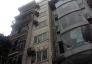 Cho thuê nhà riêng mặt phố Thợ Nhuộm 20m2x8 tầng MT3m giá 25tr