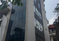 Bán nhà đẹp, mới Phố Ngọc Khánh, Nguyễn Công Hoan DT 65m x 7 tầng MT 5m Lô Góc Thang Máy- 19,5 tỷ
