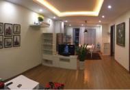 Cần cho thuê căn chung cư B14 Kim Liên, DT 73m2, 2PN, 2WC, full đồ, giá 12tr/th